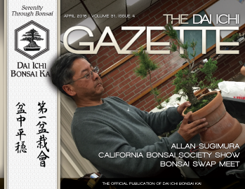 DIBK Gazette | April 2016 | Volume 31, Issue 4