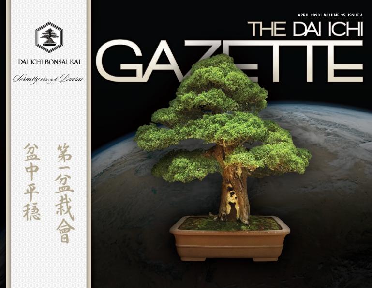 DIBK Gazette | April 2020 | Volume 35, Issue 04