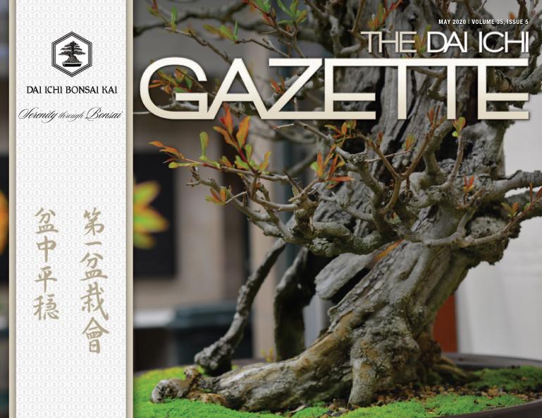 DIBK Gazette | May 2020 | Volume 35, Issue 05